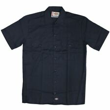 Dickies 1574 Short Sleeve Work Shirt Dark Navy