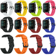 Silicone Band Strap for Xiaomi Huami Amazfit Bip BIT PACE Lite Youth Smart Watch