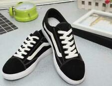 MEN&WOMEN Classic OLD SKOOL Low Top Casual Canvas sneakers Shoes
