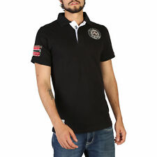 Geographical Norway Polo Geographical Norway Uomo Nero 92432 Polo Uomo