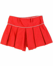 ROSALITA SENORITAS GIRLS RED SKORT