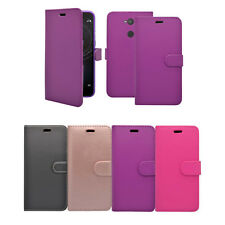For Sony Xperia L2 In Various Colours Wallet Book Flip Cover Case