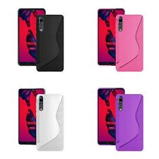 For Huawei P20 Pro S-Line TPU Silicone Gel In Various Colour Cover Case