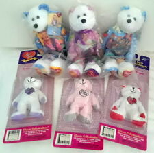 I Love Lucy Beanie Plush Bear Lot TV Episodes, Magnets Brand New SEALED