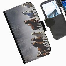 CAVALLO stampdust CUSTODIA COVER TELEFONO PER IPHONE SAMSUNG SONY BLACKBERRY