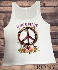 4c4a4c27a4bfb Jersey Tank Top CND Love and Peace Roses