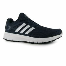 Adidas Energy Cloud Running Shoes Mens Navy/White Fitness Trainers Sneakers