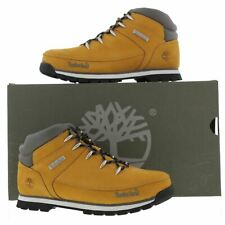 Timberland Kids Euro Sprint Hiker Grey Trainers Wheat  (6690R)