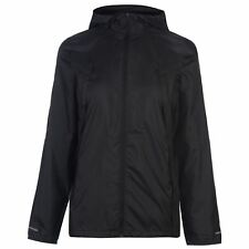 Asics Packable Jacket Ladies Performance Coat Top Full Length Sleeve Chin Guard