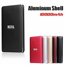10000mAh Dual USB (Rapid) Portable Power Bank Battery for phone tablet gadgets
