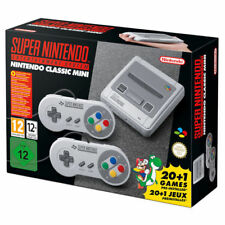 Nintendo Classic Mini Super Nintendo Entertainment System Loaded With 250+ Games