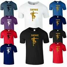 Fortnite Floss Battle Royale Kids Boys Girls Gamers T shirt PS4 Gaming Tee Top