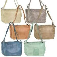 Greenburry pelle Shopper Beutel-Shopper Borsa Donna Marsupio Pastello Colori