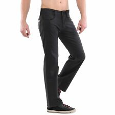 REPLAY jeans pantaloni denim da uomo Billstrong NERO M 955