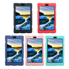 PER 7'' AMAZON KINDLE FIRE 7 2017 TABLET ANTIURTO morbido silicone cover