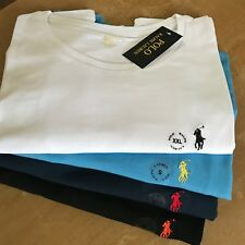 Ralph Lauren Crew Neck T-Shirt Short Sleeve !!! On Sale !!!