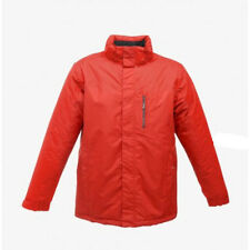 Regatta Mens Whitehaven Thermoguard Waterproof Breathable Outdoor Jacket - Red