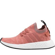 adidas Originals Womens NMD_R2 Primeknit Trainers Raw Pink