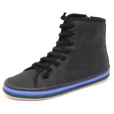 D8738 (without box) sneaker donna canvas CAMPER nero scarpe shoe woman