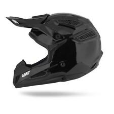 LEATT GPX 5.5 Composite Solid Casco da motocross - schwarz ENDURO MX Cross