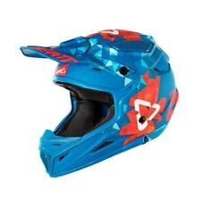 LEATT GPX 4.5 V22 Casco da motocross 2018 - BLU ROSSO MOTOCROSS ENDURO MX Cross