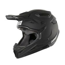 LEATT GPX 4.5 Satin Casco da motocross 2018 - OPACO Schwarz ENDURO MX Cross