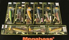 WOW! Megabass Giant Dog-X Topwater Lure (Various Colors) New FREE SHIPPING