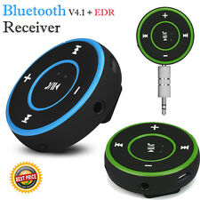 Wireless Bluetooth 3,5 mm Audio Stereo Adapter Auto AUX Musik Receiver Dongle