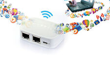 Newest Mini Wifi Router 802.11 b/g/n AP Repeater 3G Wireless Router 300M Router