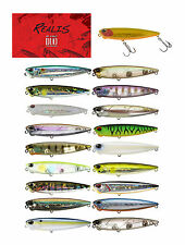 Duo Realis Pencil 110 Topwater Bait Select Colors Bass Fishing Lure Bait