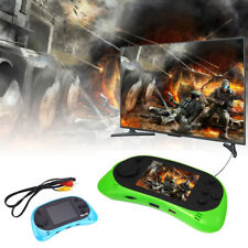 RS-8D 2.5'' LCD 8 Bit Built-in 260 Games AV Handheld Video Game Console 1303