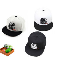 Fashion FUK WHAT PEOPLE THINK Bboy Brim Baseball  Cap Snapback Hip-Hop Hat BED0