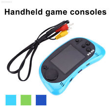 RS-8D 2.5'' LCD 8 Bit Built-in 260 Classic Games Handheld Game Console 3573
