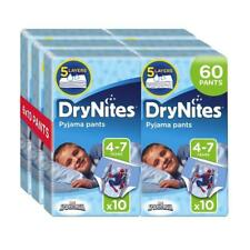 Huggies DryNites Pyjama Pants for Boys, Age 4-7 (60 Total)