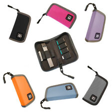 4JUUL Carrying Case Wallet -  8 Colors! Fits Vape, Charger & Pods! Wrap Skin