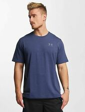 Under Armour Uomini Maglieria / T-shirt  Charged Cotton Left Chest Lockup