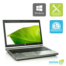 Custom Build HP EliteBook 8570p Laptop  i5 Dual-Core Min 2.50GHz B v.WAA