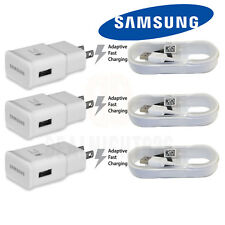 Original Samsung Galaxy S6 S7 Edge Note 4 Note 5 Adaptive Fast Rapid Charger New