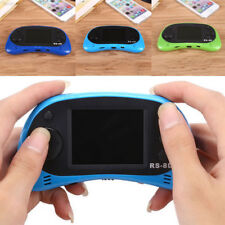 RS-8D 2.5'' LCD 8 Bit Built-in 260 Classic Games Handheld Game Console D5F6