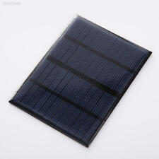Portable Power Solar Panel For Battery Charger 6V 330mA 2W 110mm × 136mm . 41F6