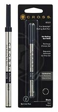 CROSS Gel Ink Rolling Ball Medium Refill for Selectip Pens in Black 8523 –...