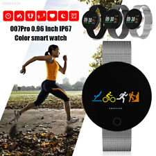Color Screen Bluetooth Waterproof Smart Wristband OLED 0.96 Inch Sports