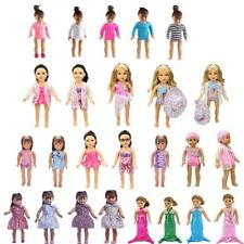 Clothes Swimwear Swimsuit Dress for 18 inch American Girl Our Generation Doll