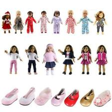 Clothes Dress Shoes for 18inch American Girl Our Generation My Life Doll Outfits
