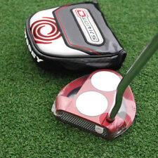 Odyssey 2018 O-Works Red 2-Ball Fang Mallet Putter Choose Length & Grip - NEW