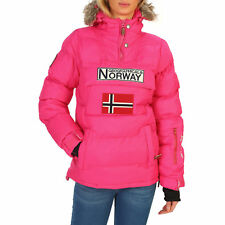 87350Geographical Norway Giacca Geographical Norway Donna Rosa 87350 Giacche Don