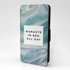 Namaste Diseño Estampado Funda Libro para Apple Iphone - P1004