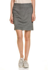 TOM TAILOR Damen ROCK Patched Perforated Skirt