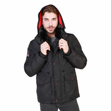 87153Geographical Norway Chaqueta Geographical Hombre En Negro 87153