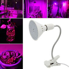 2737 LED Indoor Hydroponic Plant Grow Light Full Spectrum UFO Flower Grow Lamps